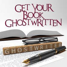 I need a book ghostwriter