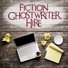 hire fiction ghostwriter